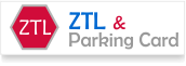 ZTL e Parking Card
