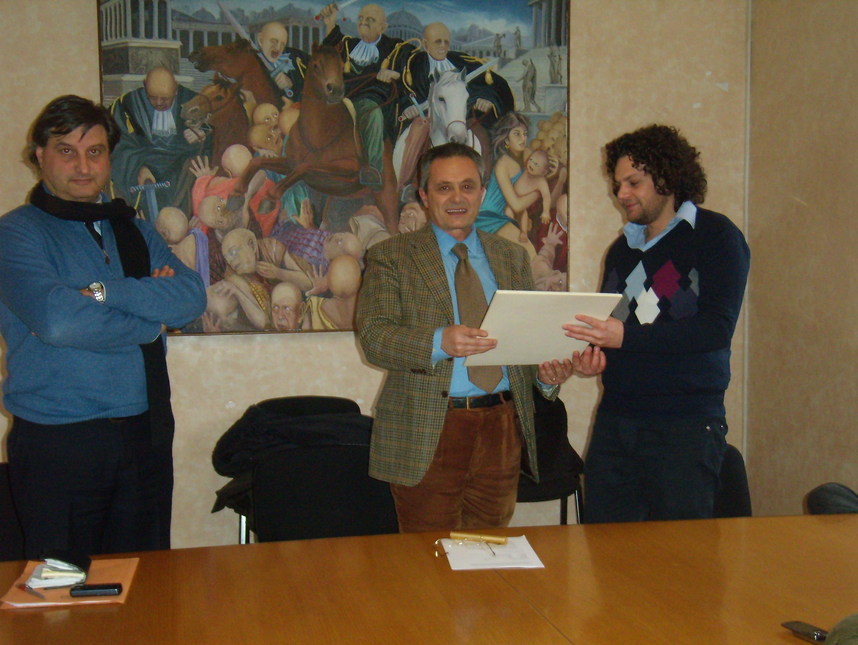 commissione cultura premia francesco pepe