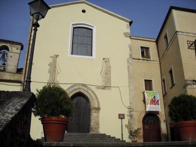 Facciata complesso monumentale S. Agostino