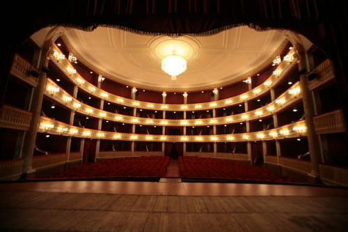 Teatro Rendano interno