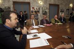 Firma Protocollo di intesa fra il Comune e i Sinda