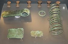 reperti Museo Brettii