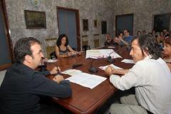 Fesra delle Invasioni 2012 conferenza stampa