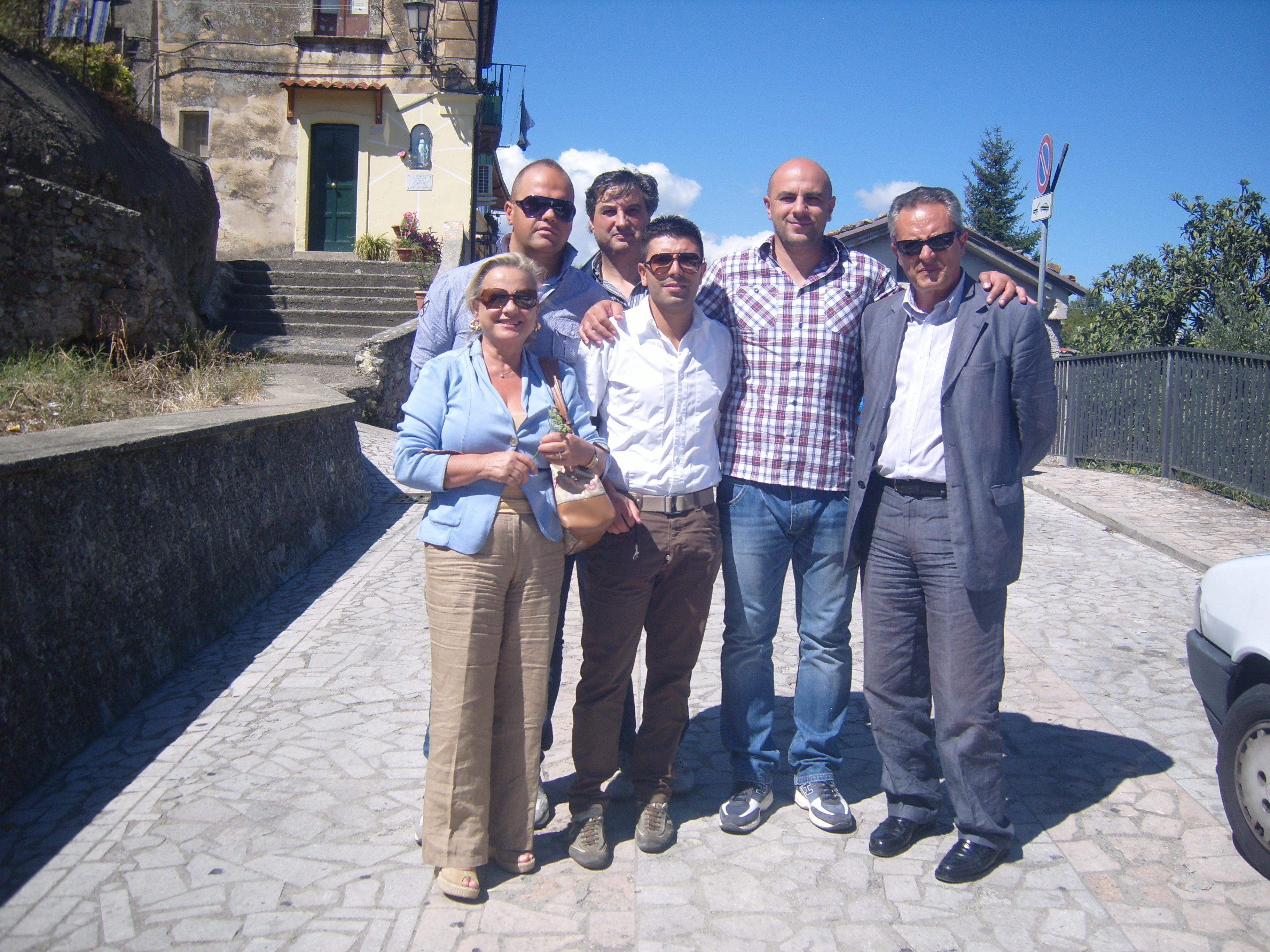 commissione ambiente a donnici