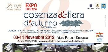 invito Fiera autunno