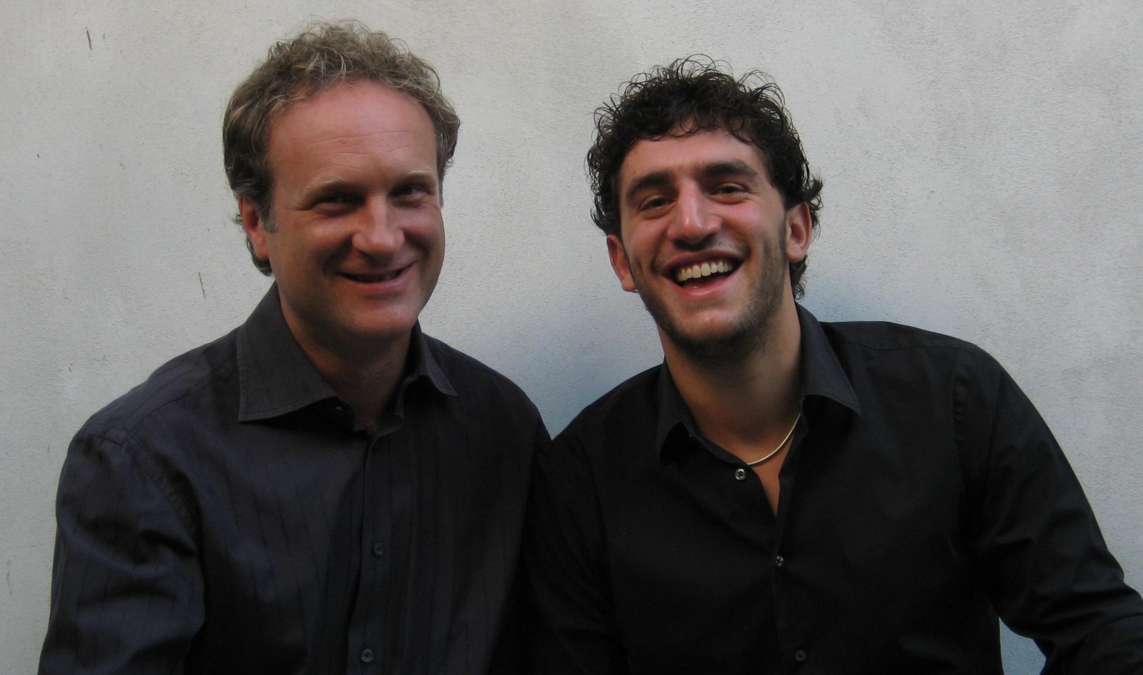 duo vannucci-torrigiani