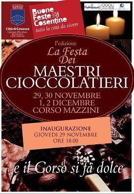 Festa cioccolatieri