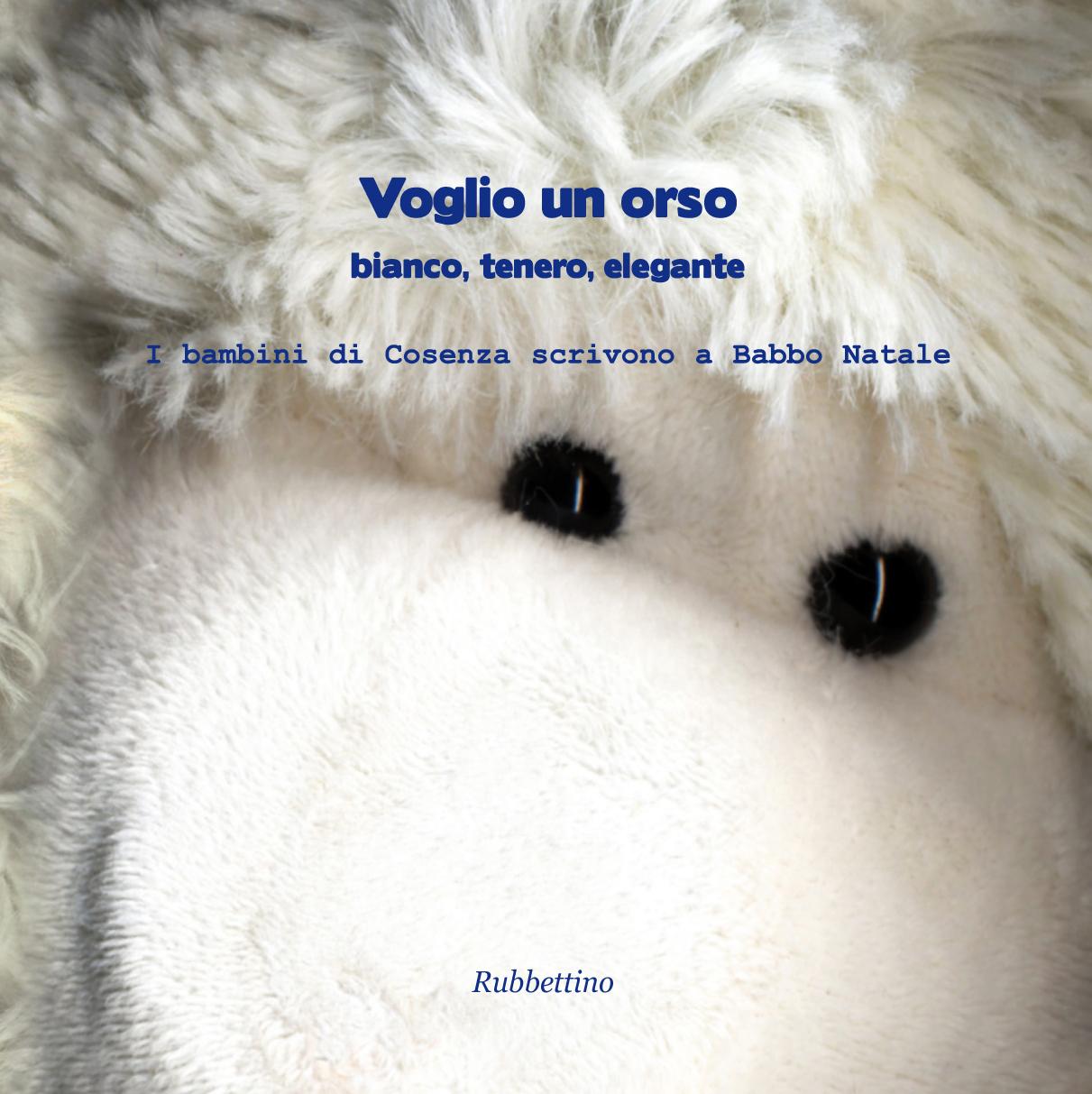 copertina libro voglio un orso