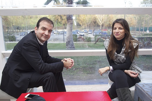 Sindaco Occhiuto ed ex vice sindaco Gentile