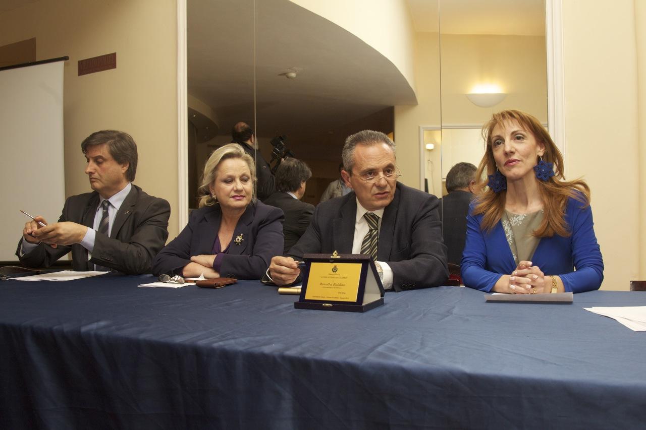 rosalba baldino in commissione cultura