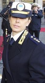Roberta Iazzolino Polizia municipale