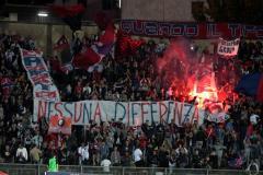 Cosenza Calcio tifosi