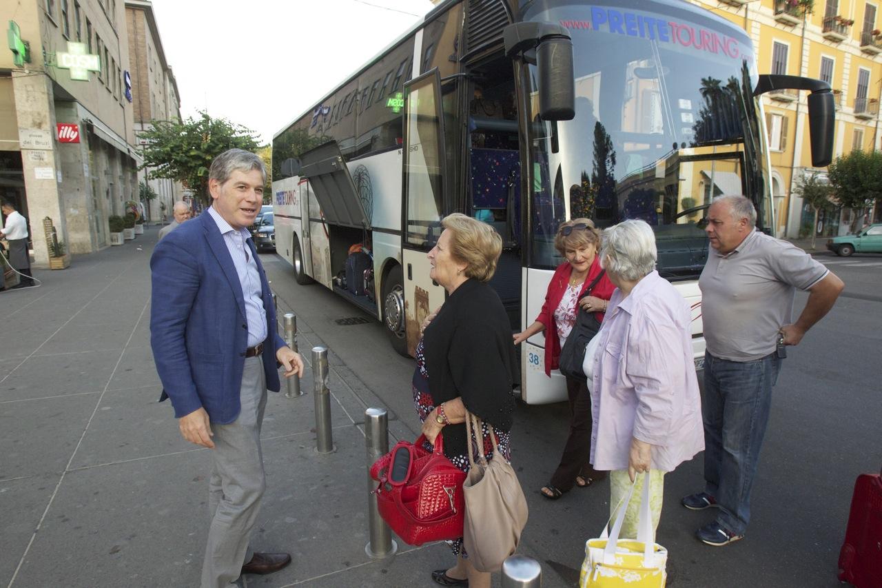 partenza anziani