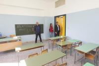 Occhiuto sopralluogo scuola via Misasi