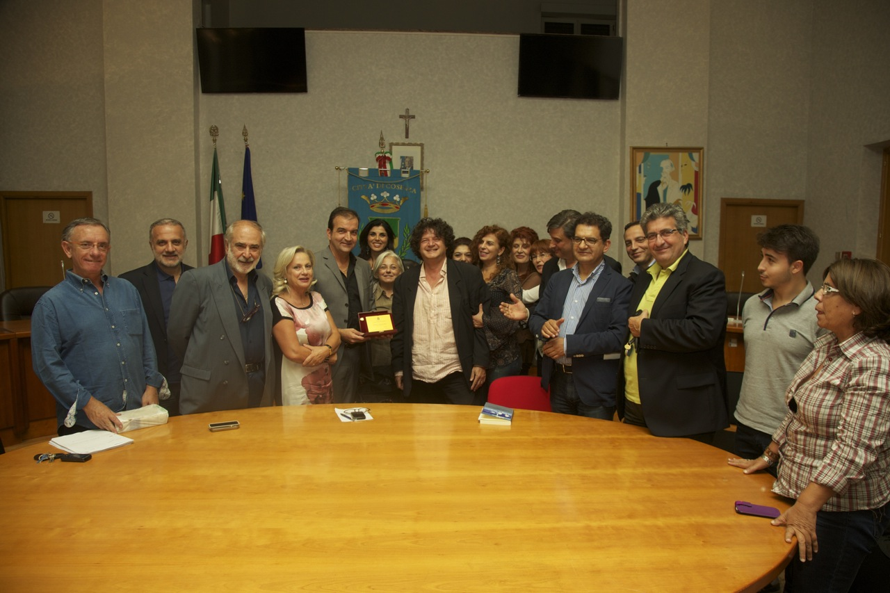 franco dionesalvi in commissione cultura