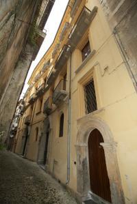 Palazzo Bombini nel centro storico