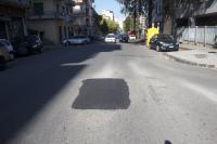 scattato piano di manutenzione delle strade