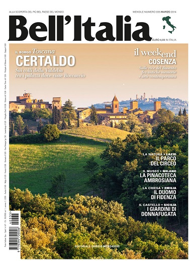 Bell\'Italia marzo 2014