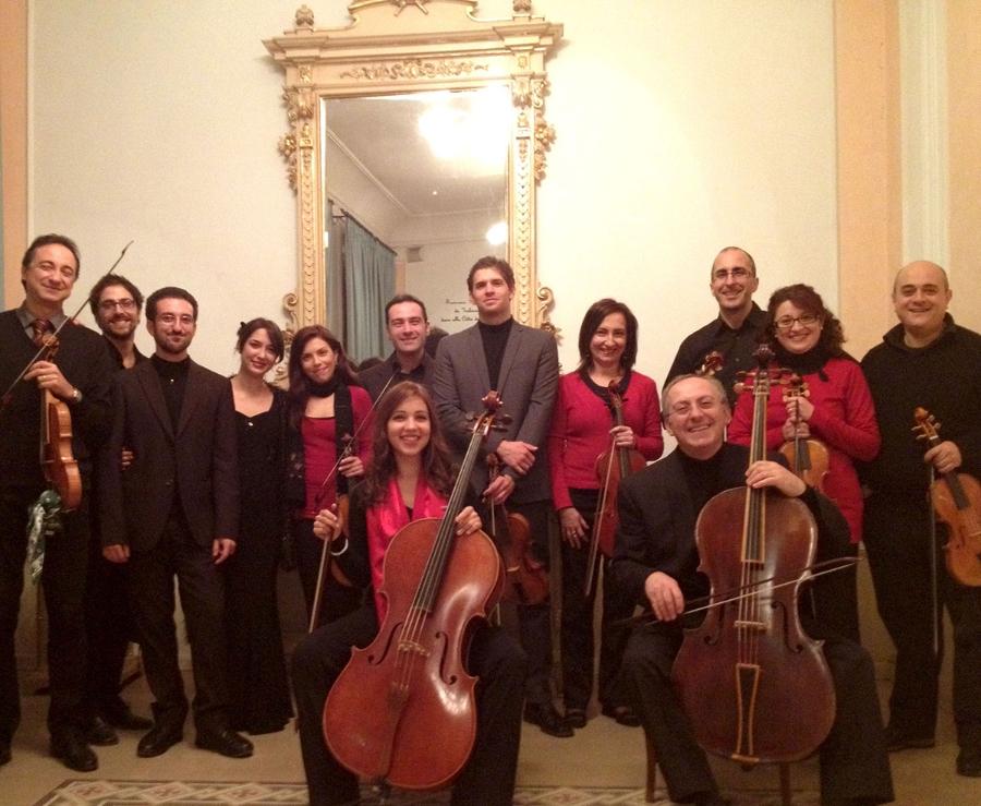 orchestra barocca musica universalis