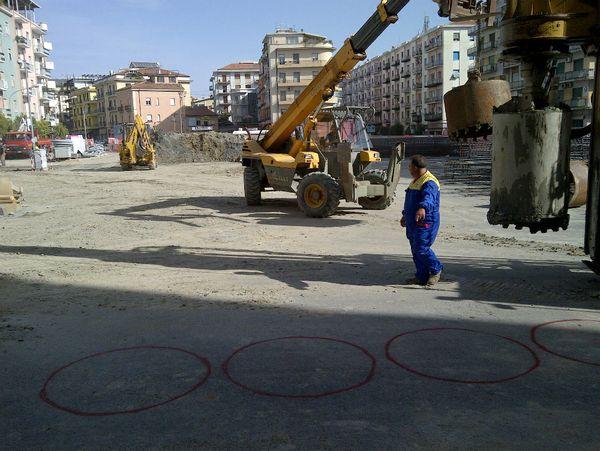 cantiere piazza bilotti