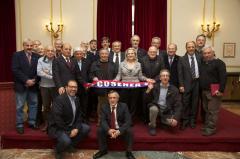 centenario cosenza calcio i giornalisti al rendano