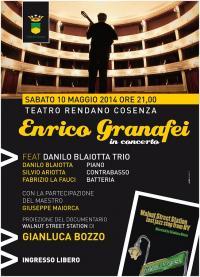 Locandina concerto Granafei