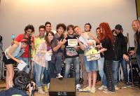 i vincitori dell\'evento musicale
