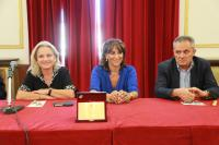 annalisa martino in commissione cultura