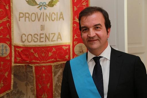 Mario Occhiuto presidente della Provincia