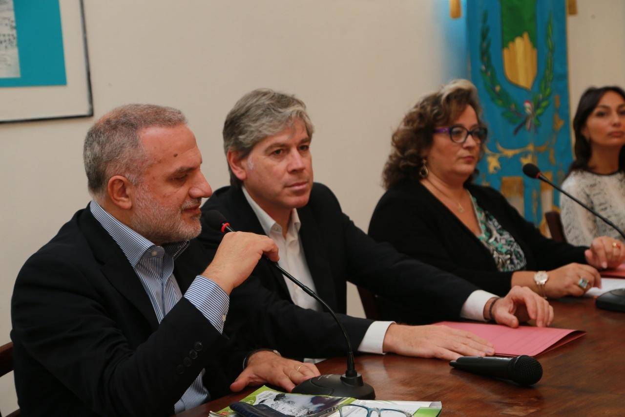 conferenza stampa senior calabria expo