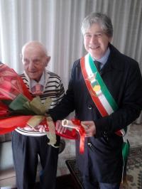 centenario Alfredo Caligiuri