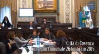 Consiglio Comunale 26 febbraio 2015