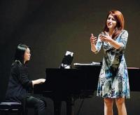 la selezione di cantanti al teatro municipale di p