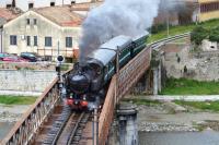 il treno a vapore di domenica 26 aprile