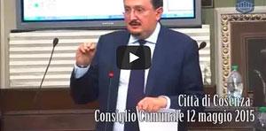 Consiglio Comunale 12 maggio 2015