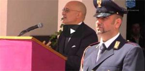 Cosenza, 163° anniversario della Polizia di Stato