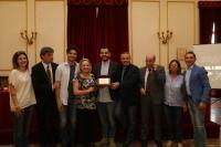 riconoscimento della commissione cultura al regist