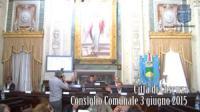 Consiglio COmunale 3 giugno