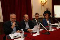 conferenza palazzo gervasi