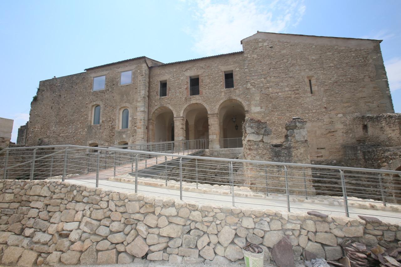 castello restaurato