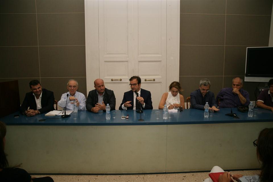 insediamento comitato Alarico