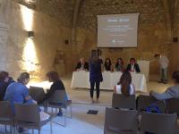 conferenza stampa scintille