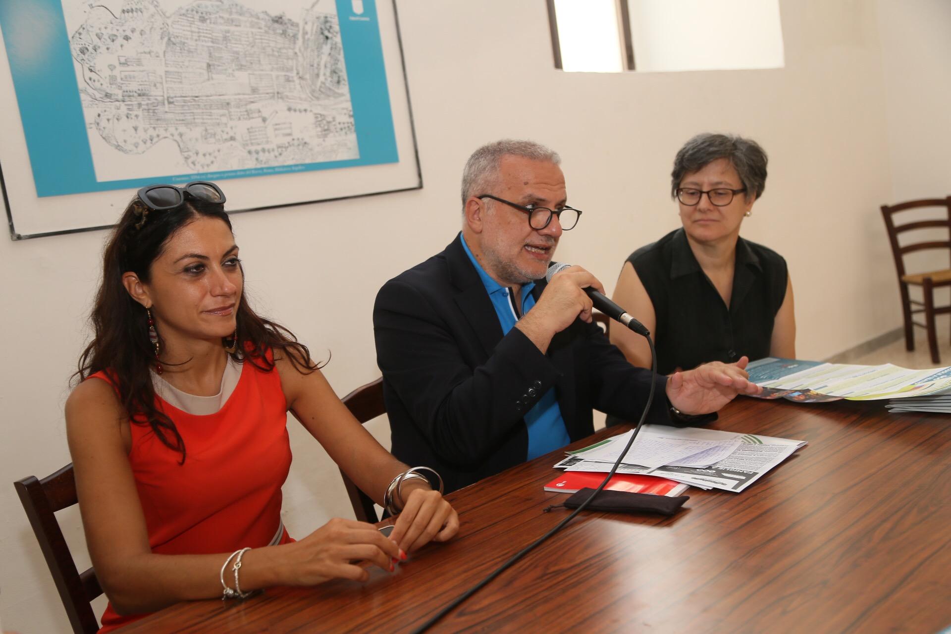 conferenza stampa GenerAzioni giovani