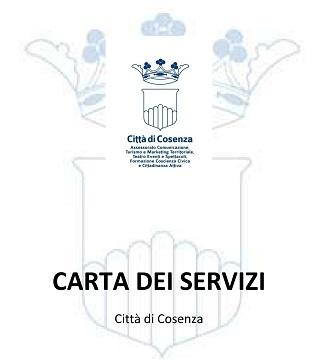 Carta dei servizi Comune