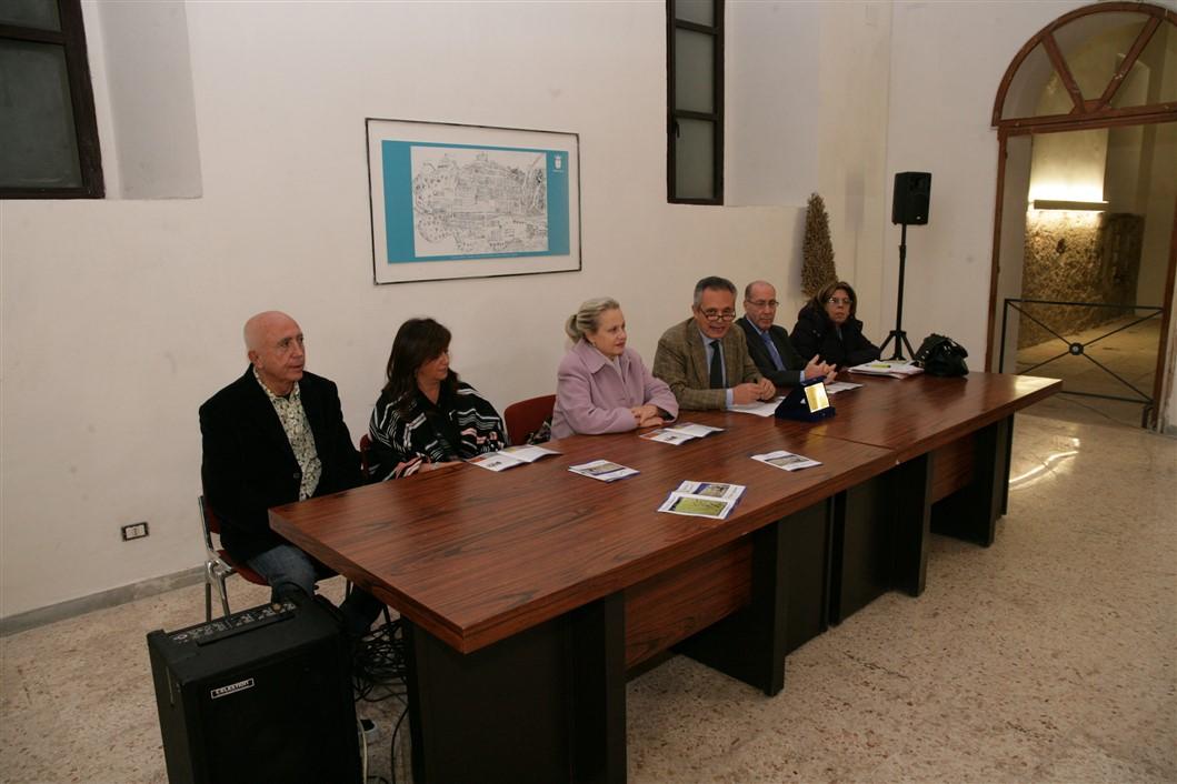 commissione cultura con franco azzinari