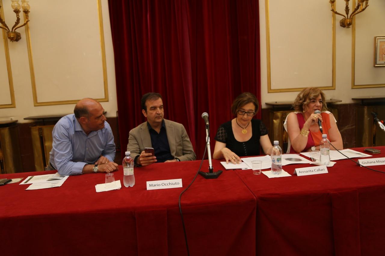 conferenza bando palazzo gervasi