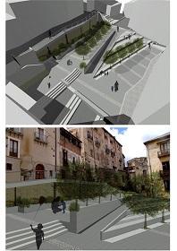 Progetto Santa Lucia rendering