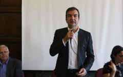 Conferenza stampa Occhiuto su Centro Storico