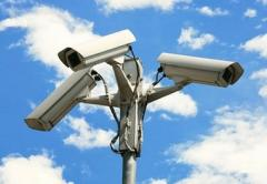 Videocamere di videosorveglianza urbana
