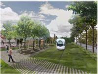 Progetto Metro con le modifiche del Comune